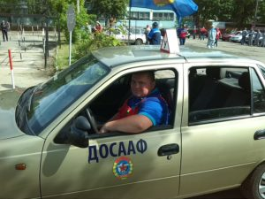 На старте Вячеслав Данилов