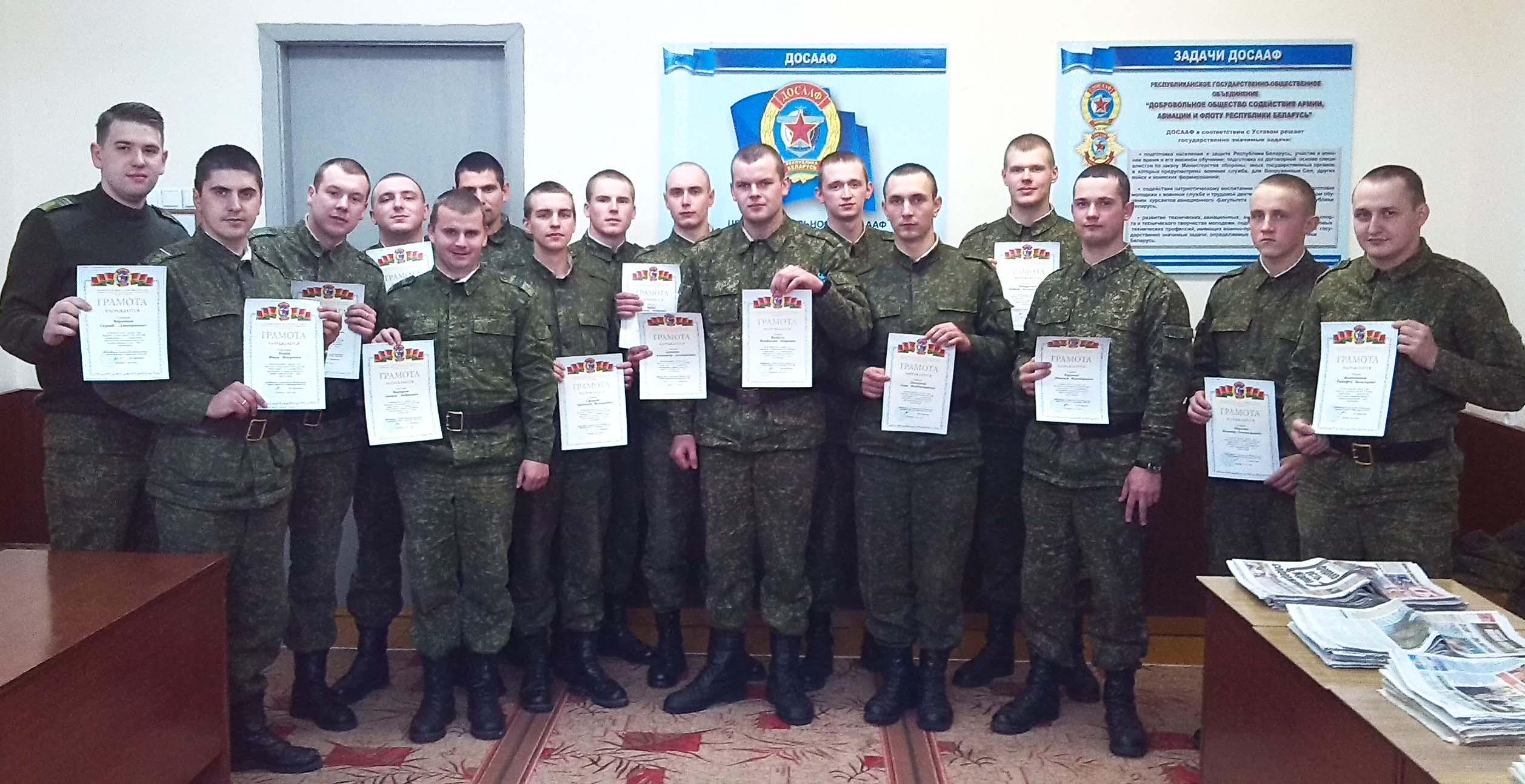 Военнослужащие, недавно завершившие обучение на право управления автобусом, сдали экзамены с первого раза